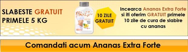 Ananas Extra Forte pret