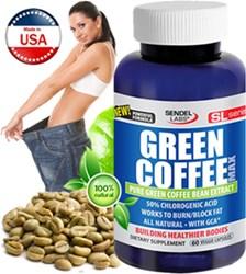 green coffee - arzatoare de grasimi
