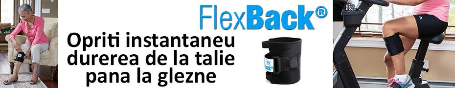 Flex Back pret oferta