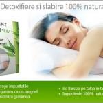 Night Detox & Slim – Spune adio toxinelor! Foloseste Night Detox&Slim si slabeste sanatos in timp ce dormi!