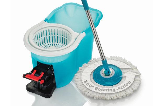 Hurricane Spin Mop pareri