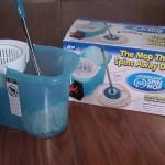 Hurricane Spin Mop, sau cum sa faci curat intr-un mod profesionist! Afla tot ce trebuie sa stii, pareri de pe forum si pret!