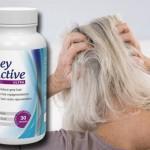 Grey Active Ultra te ajuta sa ai un par stralucitor si natural, ca in tinerete!