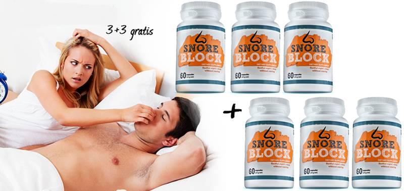 Snore Block pret