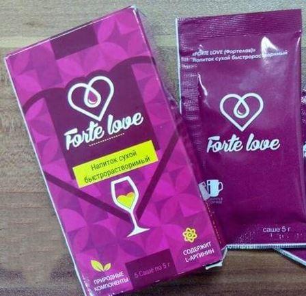 Forte Love, ajutorul de care au nevoie femeile pentru orgasme de neuitat
