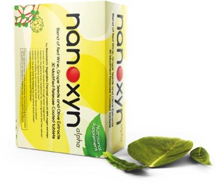 Nanoxyn Alpha  - despre antioxidanti