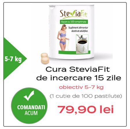 SteviaFit pret