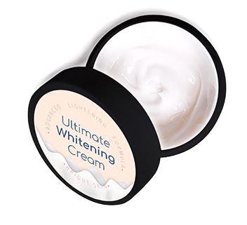 Ultimate Whitening cream te ajuta sa scapi repede de petele pigmentare