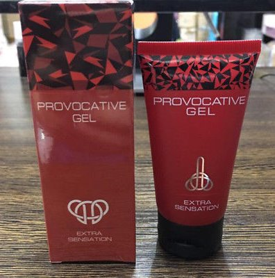 Titan Provocative Gel prospect