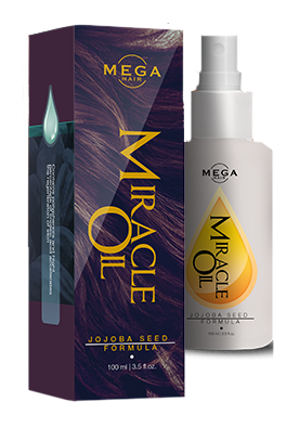 Miracle oil mega hair