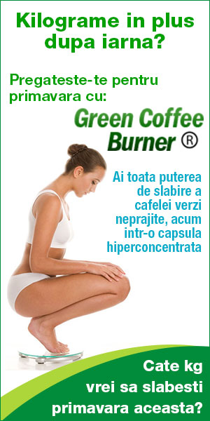 Green Coffee Burner pret
