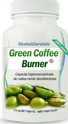 Green Coffee Burner