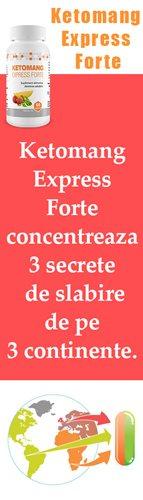 Ketomang Express Forte pret