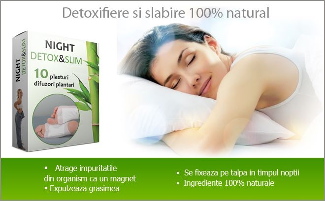 Night Detox & Slim - pareri