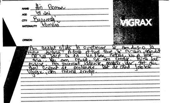 Vigrax pareri forum + scrisoare