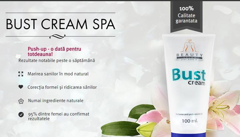 Bust Cream Spa prospect