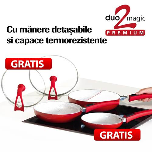 Duo Magic Premium promotie