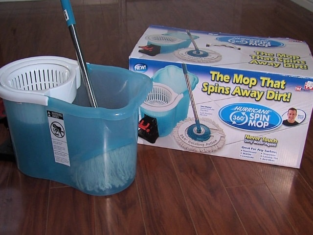 Hurricane Spin Mop forum