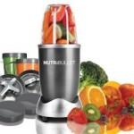 NutriBullet – ofera-ti zilnic necesarul de nutrienti, utilizand acest incredibil procesator de alimente de la Delimano!