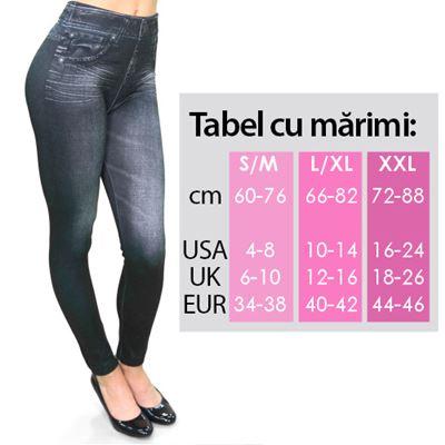 Slim'n Lift Caresse Jeans marimi