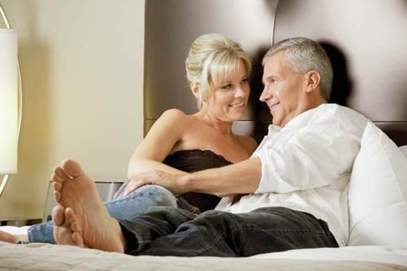 viata sexuala la 60 de ani