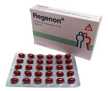pastile de slabit regenon