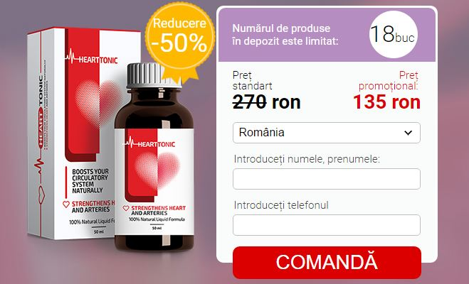 HeartTonic pret