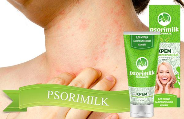 Psorimilk – iti curata pielea afectata de psoriazis