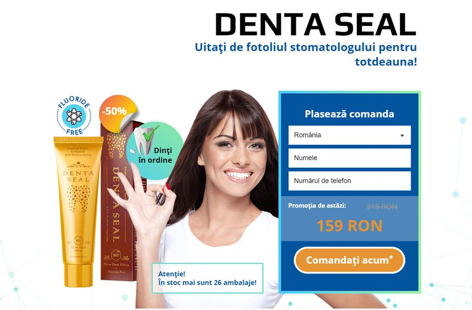 Denta Seal pret