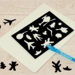 Magic Light – un set pentru desen in intuneric excelent pentru distractia copiilor si parintilor