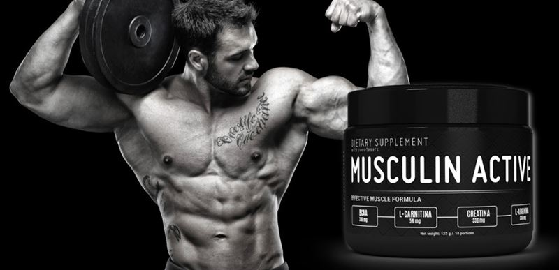 Musculin Active pret