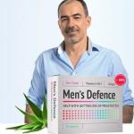 Men's Defence, eficienta maxima in lupta cu afectiunile prostatei! Pareri, forum, pret