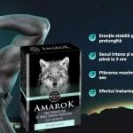 Amarok – erectiile slabe si ejacularea precoce devin de domeniul trecutului